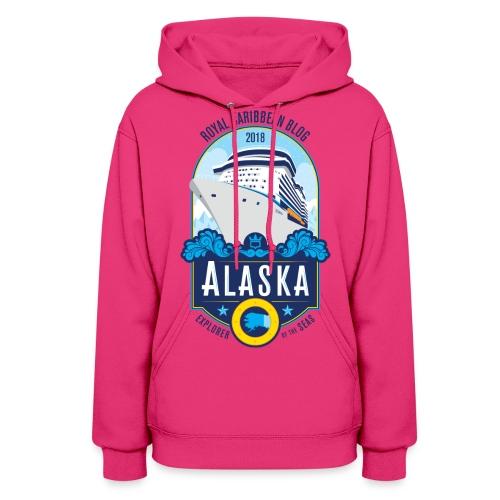 Alaska Group Cruise Women's Sweatshirt - Women's Hoodie
