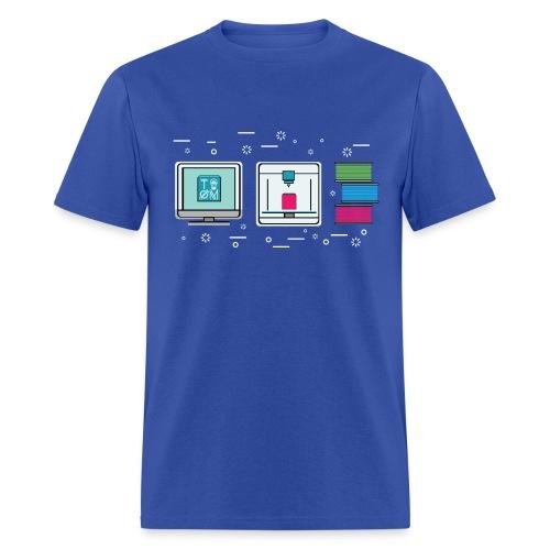 3D Printing T-Shirt - Men's T-Shirt