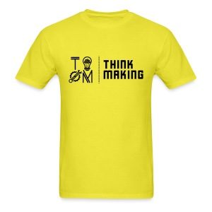 Think Making - Men's T-Shirt
