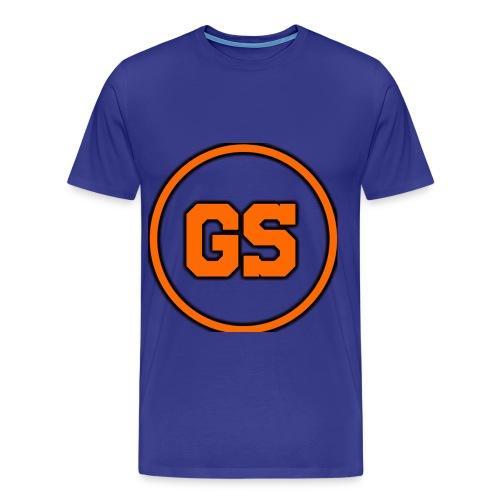 GeZy Swish T-Shirt - Men's Premium T-Shirt