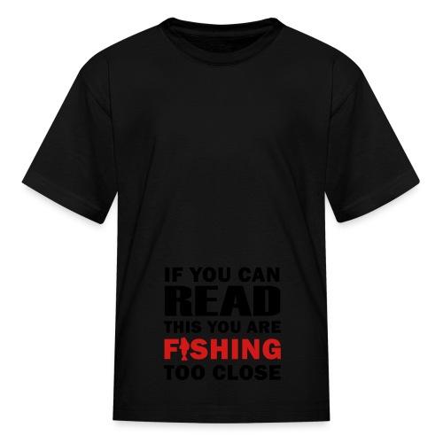 funny shirt - Kids' T-Shirt