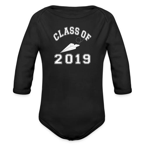 Class of 2019 - Organic Long Sleeve Baby Bodysuit