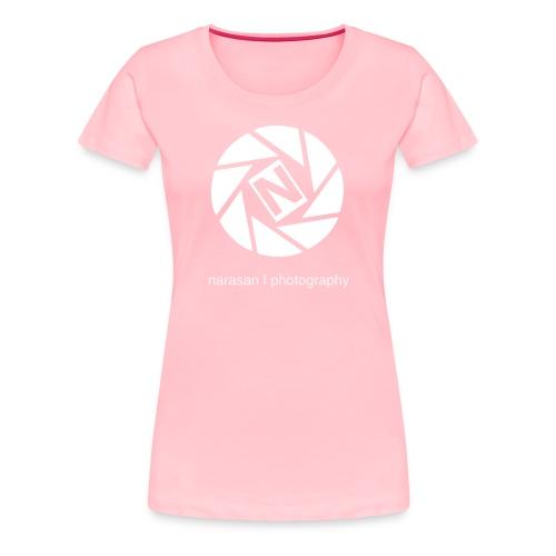 nsan wht prem W - Women's Premium T-Shirt