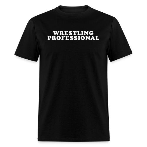 Wrestling Professional Female T-Shirt - Men's T-Shirt