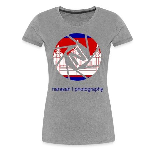nsan Kh prem W - Women's Premium T-Shirt