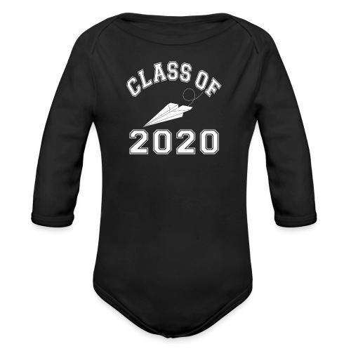 Class of 2020 - Organic Long Sleeve Baby Bodysuit