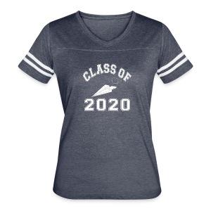 Class of 2020 - Women's Vintage Sport T-Shirt