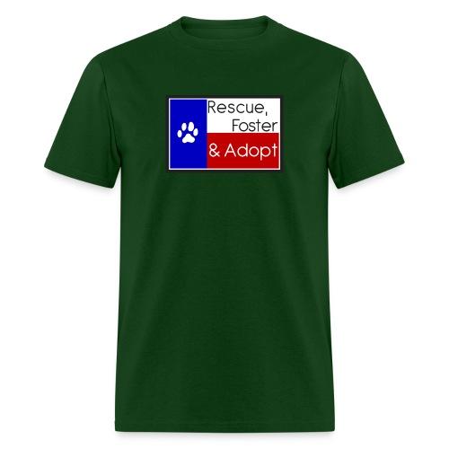 RFA Texas Men's Logo T-Shirt - Men's T-Shirt