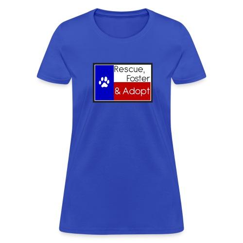 RFA Texas Women's Logo T-Shirt - Women's T-Shirt