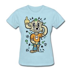 Punk - Women's T-Shirt