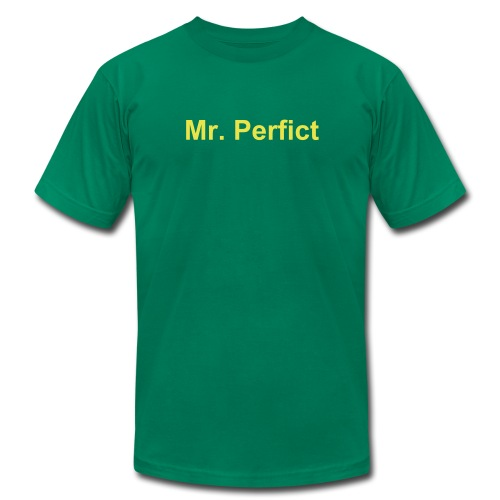 Mr. Prefect indeed - Men's  Jersey T-Shirt