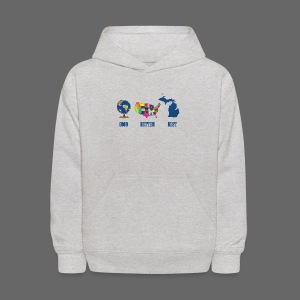 Good Better Best Michigan - Kids' Hoodie