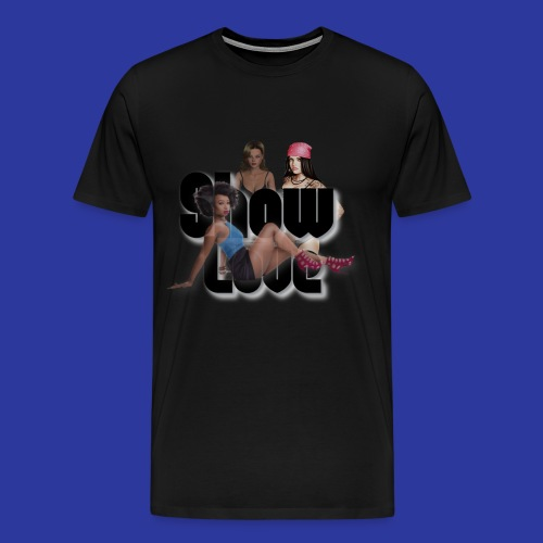 Show Love - Men's Premium T-Shirt