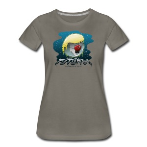 not my future - Women's Premium T-Shirt