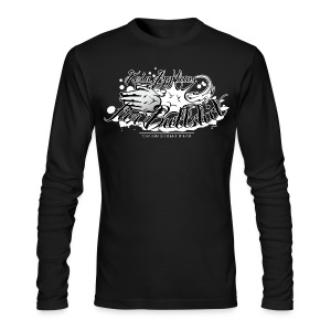 No applause for Bullshit - Men's Long Sleeve T-Shirt by Next Level
