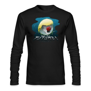 not my future - Men's Long Sleeve T-Shirt by Next Level