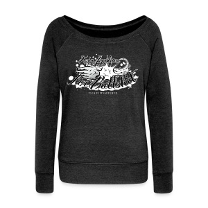 No applause for Bullshit - Women's Wideneck Sweatshirt