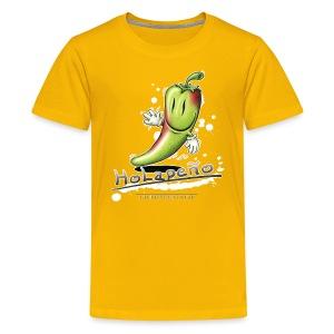 Holapeno - Kids' Premium T-Shirt