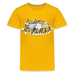 No applause for Bullshit - Kids' Premium T-Shirt