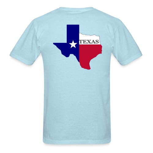 Texas - Men's T-Shirt