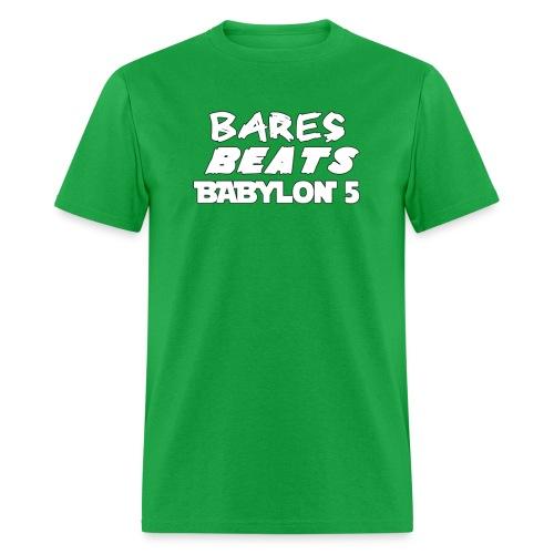 Nerd Cred Male Shirt - Men's T-Shirt