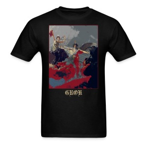 Grok - Voice of Fire - Men's T-Shirt