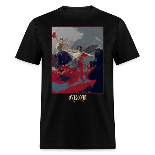 Grok - Voice of Fire - Men's T-Shirt
