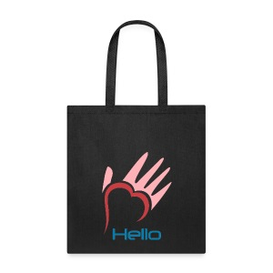 Tote bag with logo and mission statement - Tote Bag