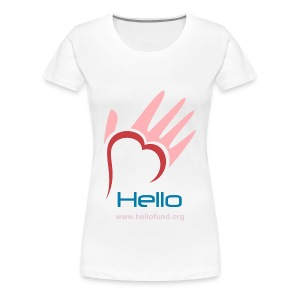 Womens T-Shirt Availble up to 3XL with logo  - Women's Premium T-Shirt