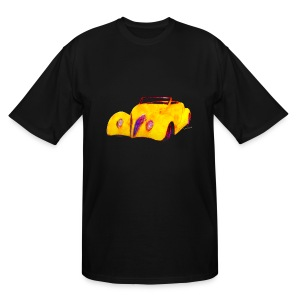37 Ford Roadster Yellow Big & Tall - Men's Tall T-Shirt