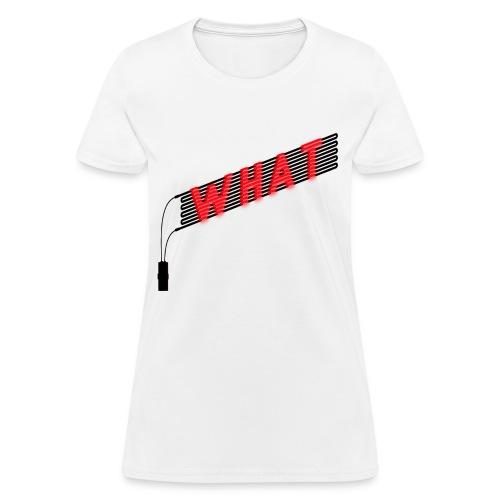 Bonjour - Women's T-Shirt