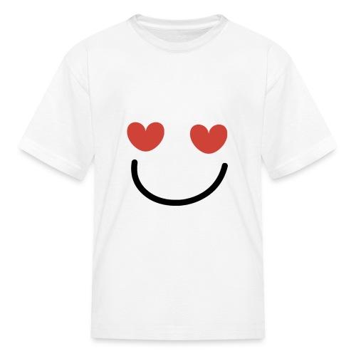 EYE LUV UR SMILE - Kids' T-Shirt