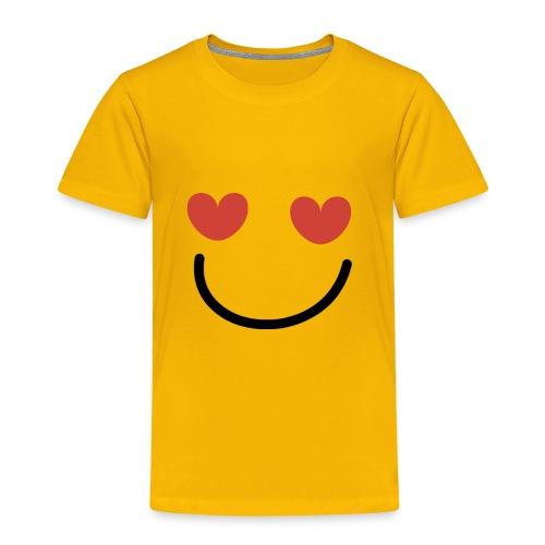 EYE LUV UR SMILE - Toddler Premium T-Shirt
