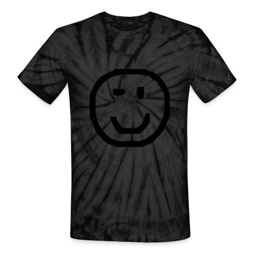Wink;) - Unisex Tie Dye T-Shirt