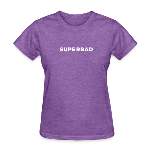 Superbad - Women's T-Shirt