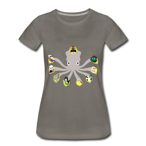 Premium Women's Mod 2.0 Shirt - Women's Premium T-Shirt
