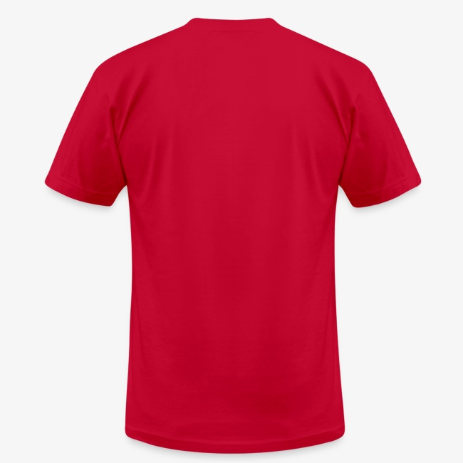 Men's Red SBSWFC Logo American Apparel Tee