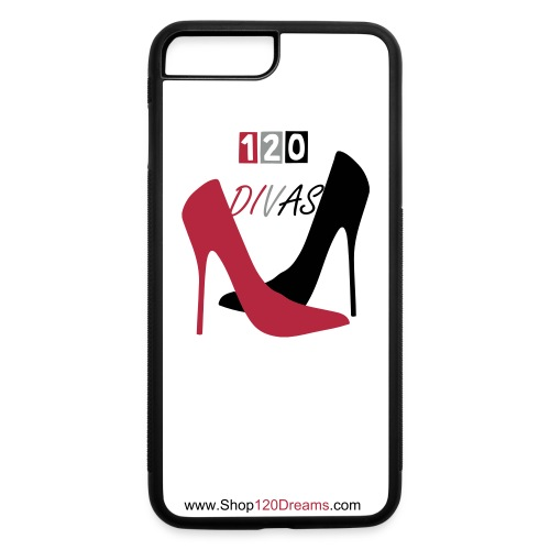 120Divas Iphone 7 Plus Case - iPhone 7 Plus/8 Plus Rubber Case