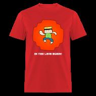 T-Shirts ~ Men's T-Shirt ~ Men's Screw The Nether T-Shirts