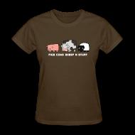 T-Shirts ~ Women's T-Shirt ~ Women's Pigs, Cows, Sheep 'n' Stuff T-Shirt