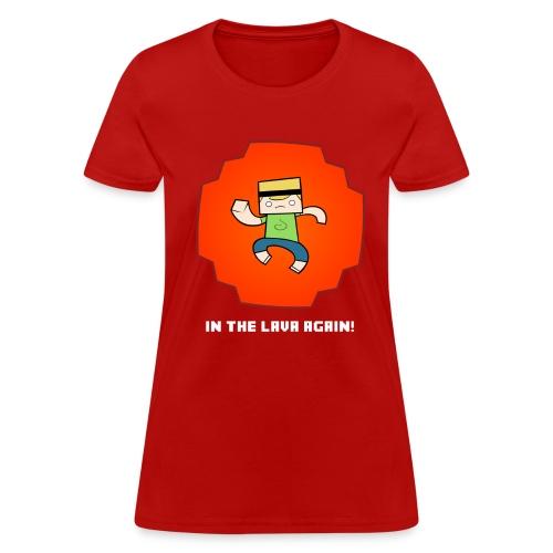 Women's Screw The Nether T-Shirts - Women's T-Shirt