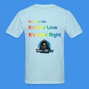 Right to Love - Men's T-Shirt