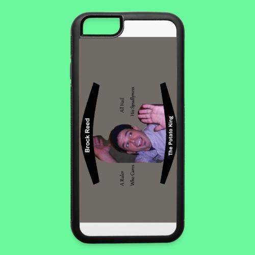 Potato King Iphone 6 Case - iPhone 6/6s Rubber Case