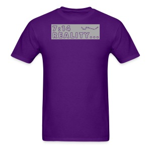 Guy's 7:14 REALITY Shirt (Uni) - Men's T-Shirt