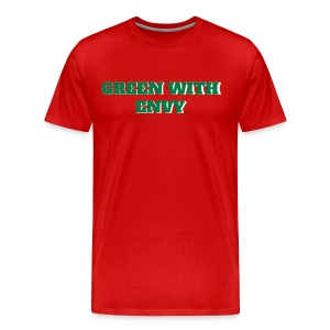 RED GREEN WITH ENVY T-SHIRT - Men's Premium T-Shirt