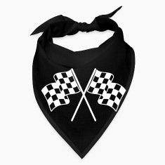 Checkered Flags Caps
