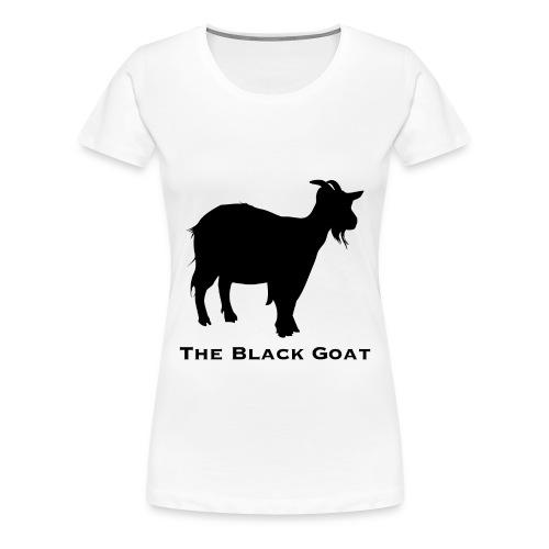 Logo women's t-shirt - Women's Premium T-Shirt
