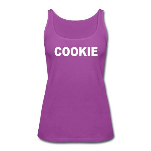 Cookie - Women's Premium Tank Top