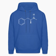 Methylamphetamine Hoodies