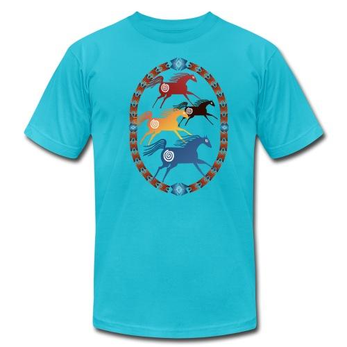 Ride Free - Men's Fine Jersey T-Shirt